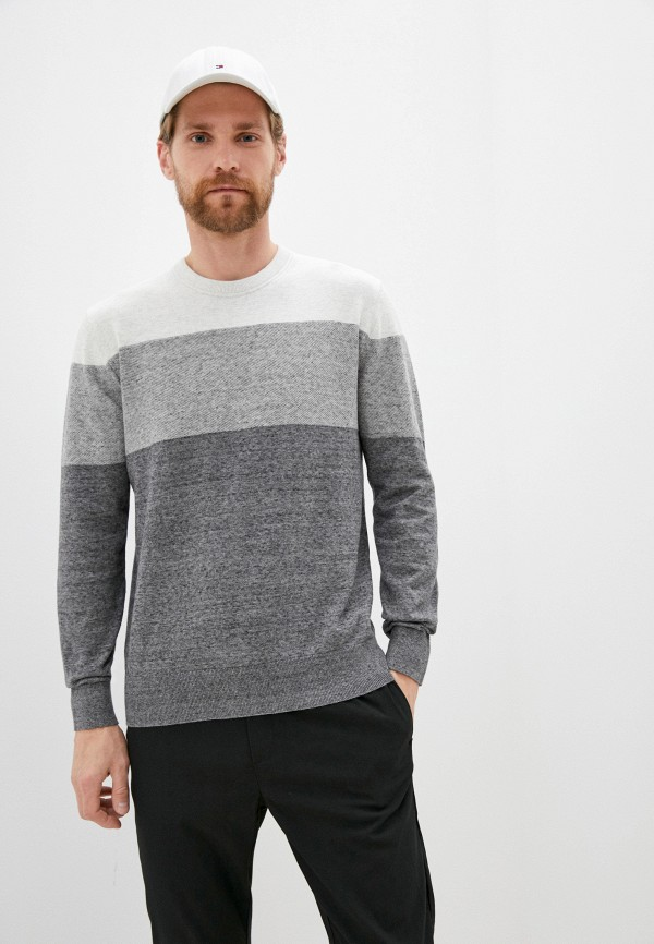мужской джемпер gap, серый