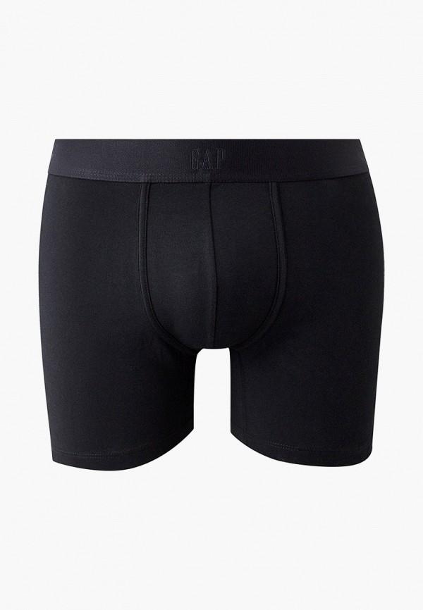 мужские трусы-шорты gap, черные