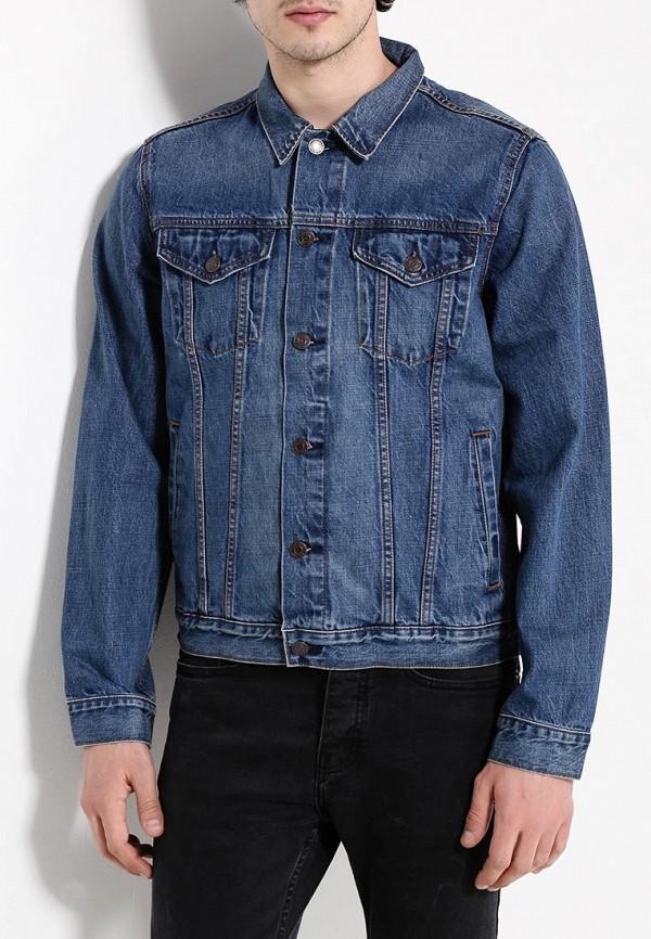 Куртка джинсовая Gap Gap GA020EMPBM26 тюль sanpa sanpa mp002xu0dxfp