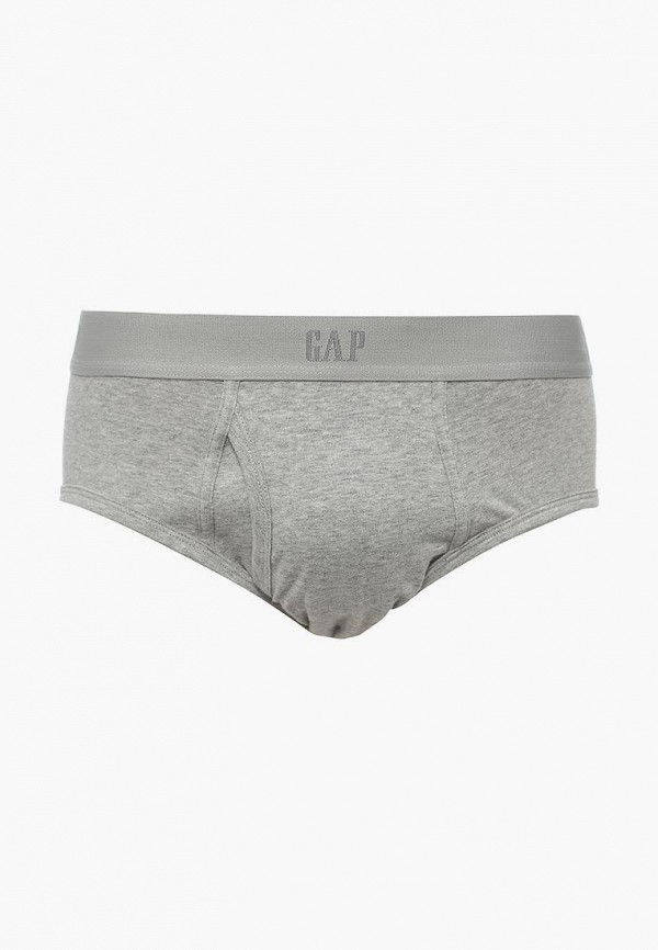 мужские трусы-брифы gap, серые