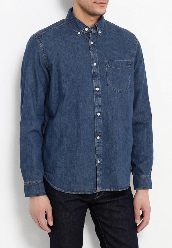 купить Рубашка джинсовая Gap Gap GA020EMPBM57 по цене 4299 рублей