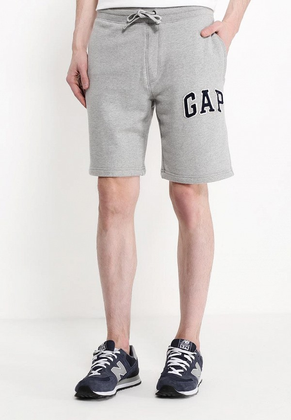 Купить Шорты Gap, GA020EMPBN75, серый, Весна-лето 2018