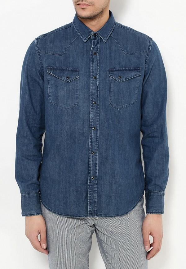 купить Рубашка джинсовая Gap Gap GA020EMPBO05 по цене 3350 рублей
