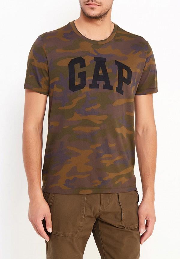 Футболка Gap Gap GA020EMTLY19 цены