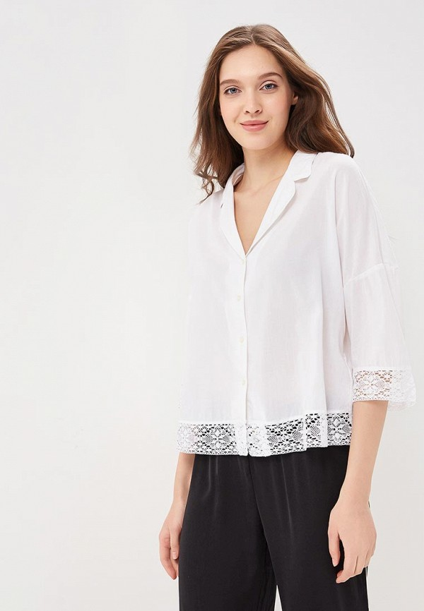 Купить Рубашка домашняя Gap, GA020EWAKNF9, белый, Весна-лето 2018