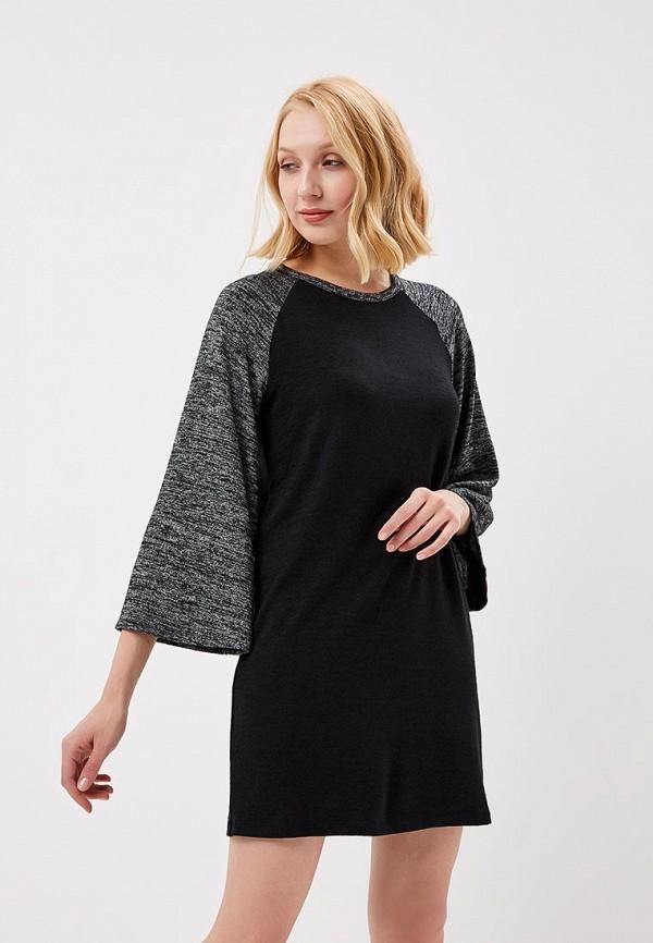Купить Платье Gap, GA020EWAKNM0, черный, Весна-лето 2018