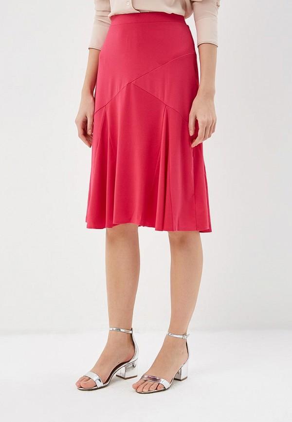 женская юбка gap, розовая