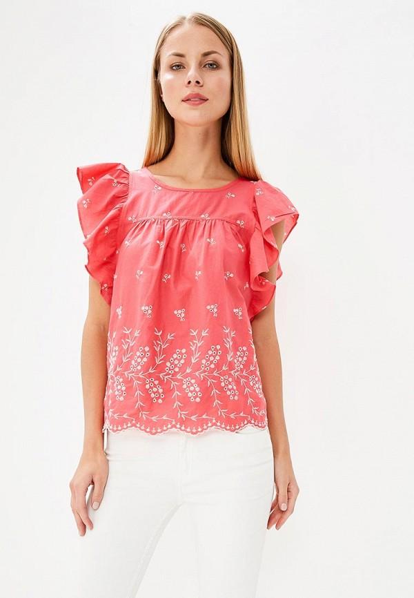 Купить Блуза Gap, ga020ewakop7, розовый, Весна-лето 2018