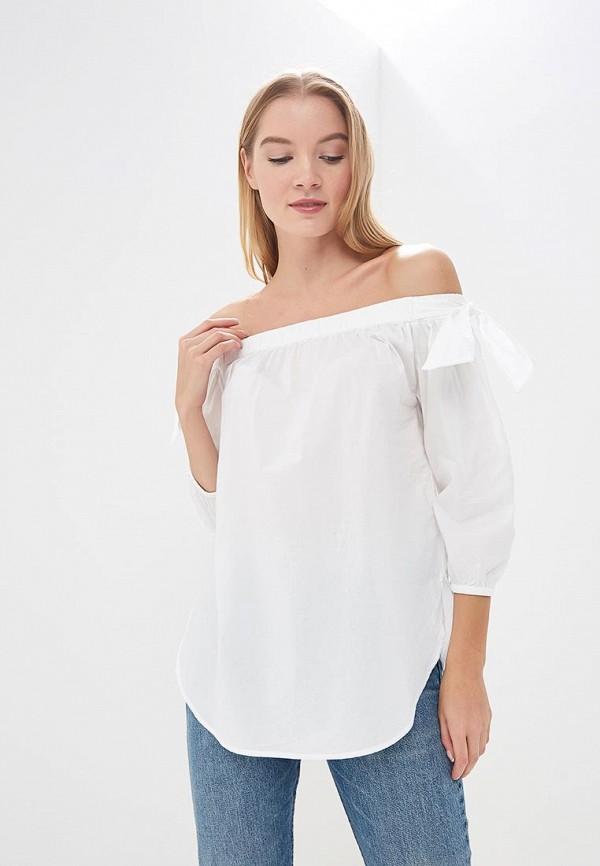 Купить Блуза Gap, ga020ewakpa7, белый, Весна-лето 2018