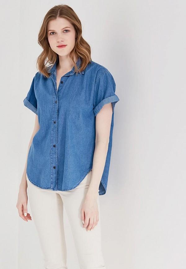 купить Рубашка джинсовая Gap Gap GA020EWAKQN3 по цене 3220 рублей