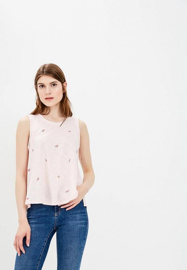 Купить Майка Gap, GA020EWBFTY9, розовый, Весна-лето 2018