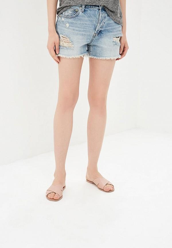Шорты джинсовые Gap Gap GA020EWBFUH2 шорты джинсовые gap gap ga020ebahnn2