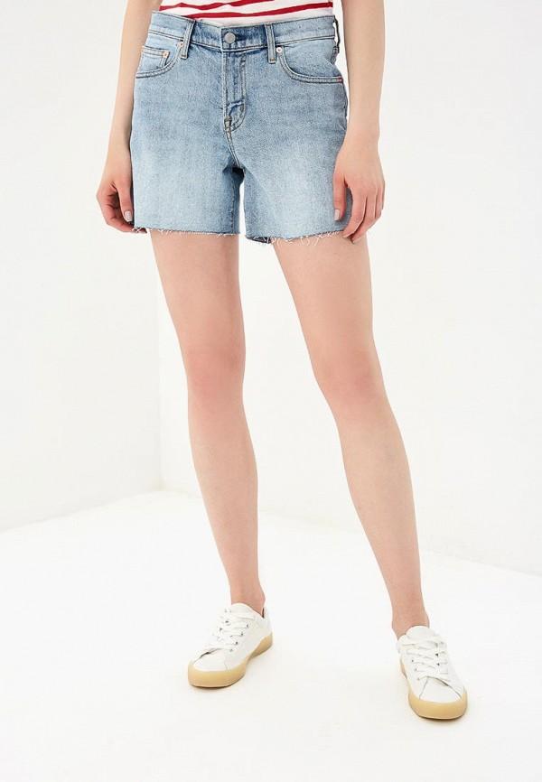 Шорты джинсовые Gap Gap GA020EWBFUH4 шорты gap gap ga020ebbpxr8