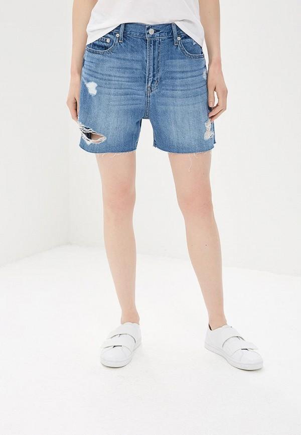 Шорты джинсовые Gap Gap GA020EWBFUI0 шорты джинсовые gap gap ga020ebahnn2