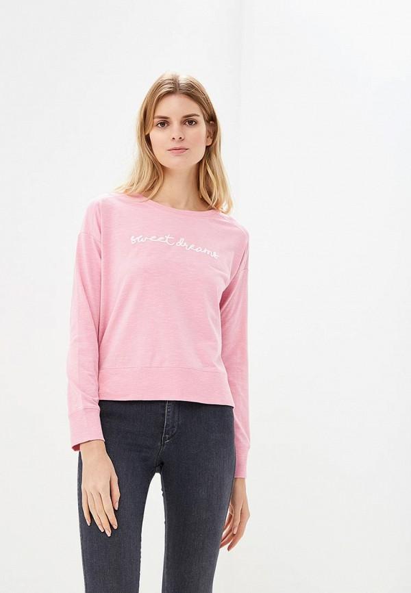 Купить Свитшот Gap, ga020ewcgca4, розовый, Осень-зима 2018/2019