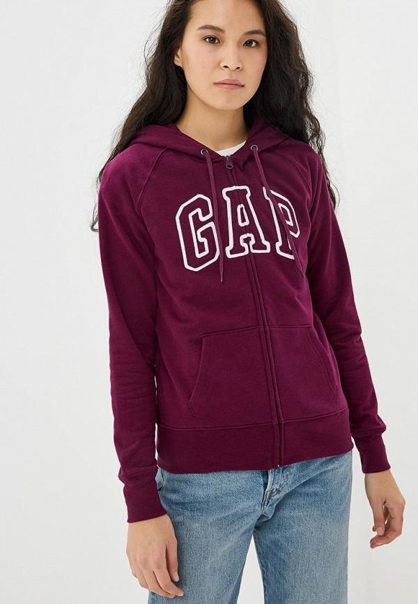 Купить Толстовка Gap, ga020ewcgck3, фиолетовый, Осень-зима 2018/2019