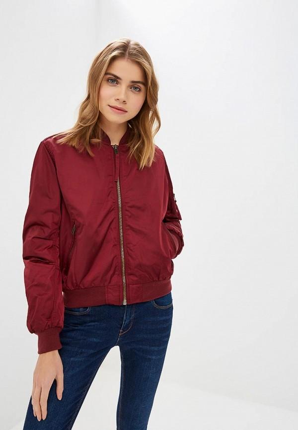 Купить Куртка утепленная Gap, ga020ewcgco8, бордовый, Осень-зима 2018/2019
