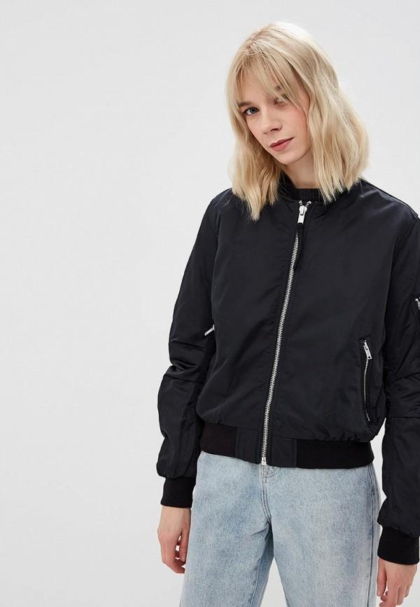 Купить Куртка утепленная Gap, ga020ewcgco9, черный, Осень-зима 2018/2019
