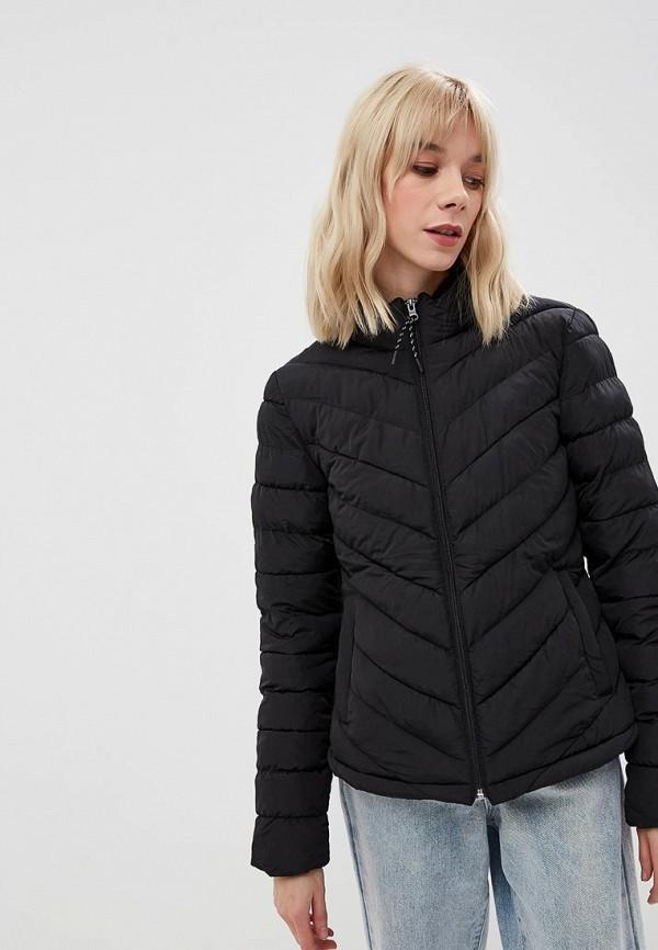 Купить Куртка утепленная Gap, ga020ewcgcp5, черный, Осень-зима 2018/2019