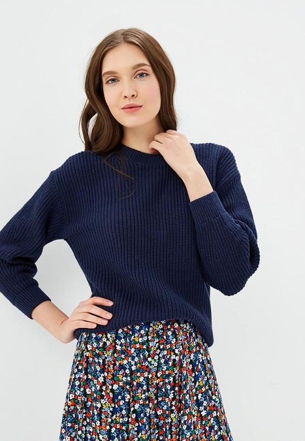 Купить Джемпер Gap, ga020ewcgct6, синий, Осень-зима 2018/2019