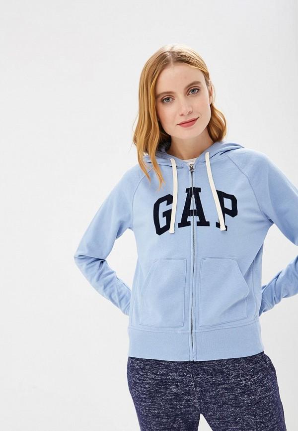 Купить Толстовка Gap, ga020ewcgde9, синий, Осень-зима 2018/2019