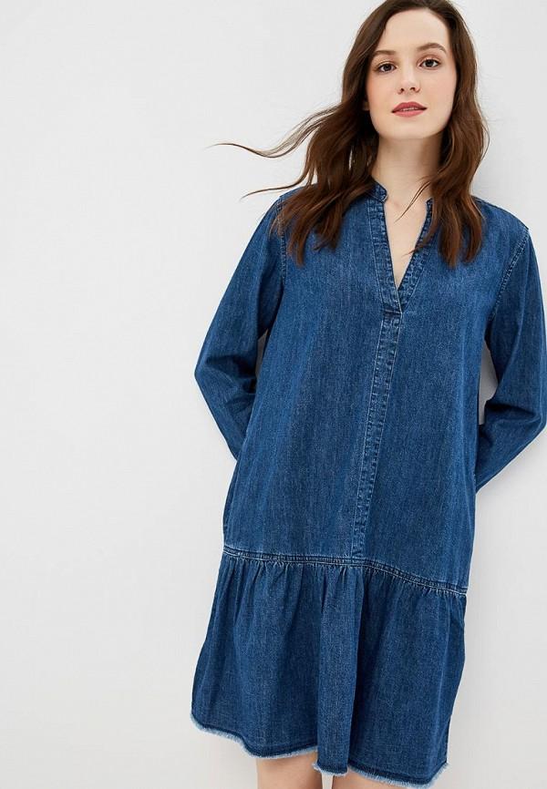 Платье джинсовое Gap Gap GA020EWCGDQ2