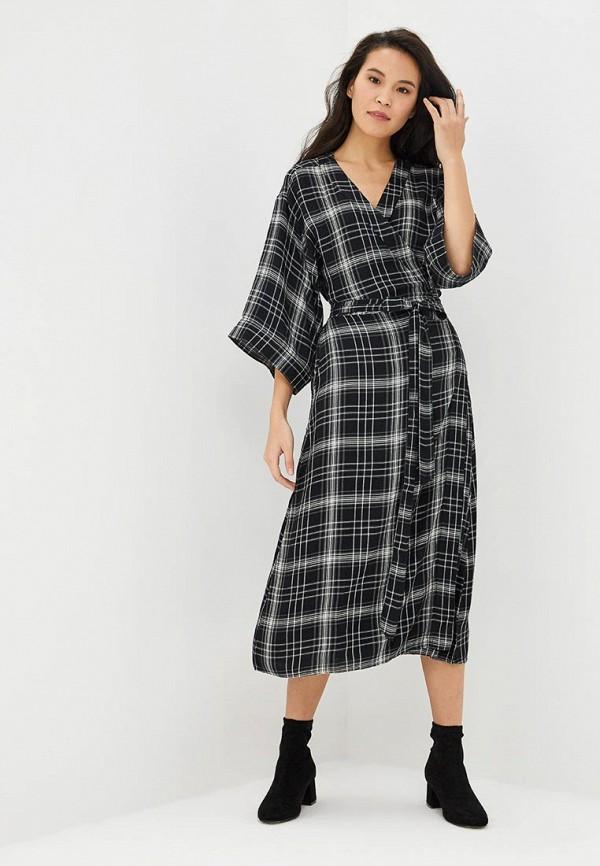Купить Платье Gap, ga020ewcgdq9, черный, Осень-зима 2018/2019