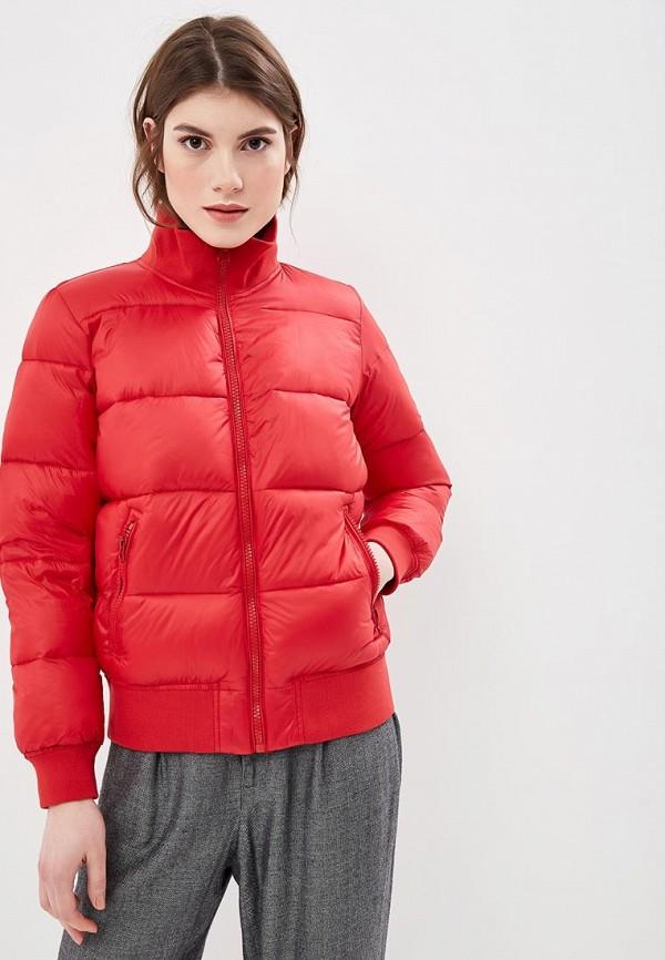 Купить Куртка утепленная Gap, ga020ewcgdr3, красный, Осень-зима 2018/2019