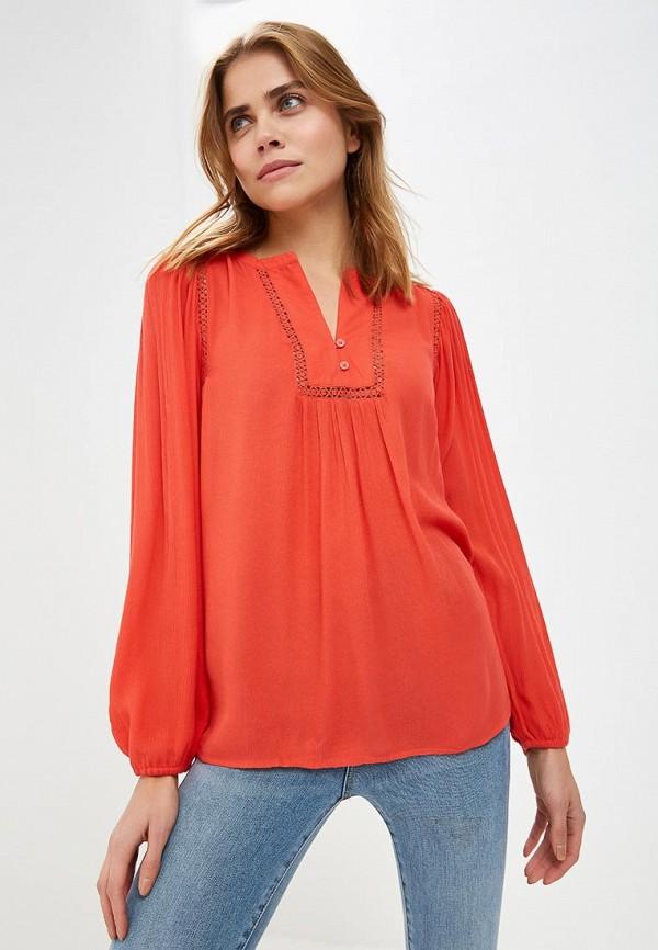 Купить Блуза Gap, ga020ewcgdr6, красный, Осень-зима 2018/2019