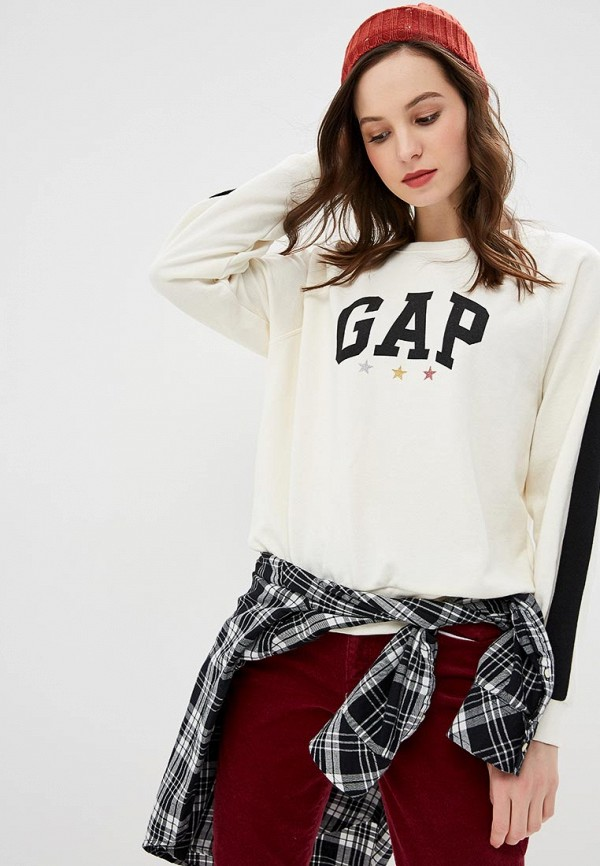 Свитшот Gap Gap GA020EWCGDX4 свитшот gap gap ga020ewbfty4