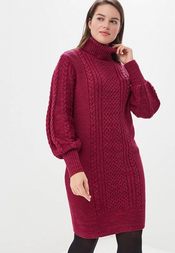 Купить Платье Gap, ga020ewcgdy7, фиолетовый, Осень-зима 2018/2019