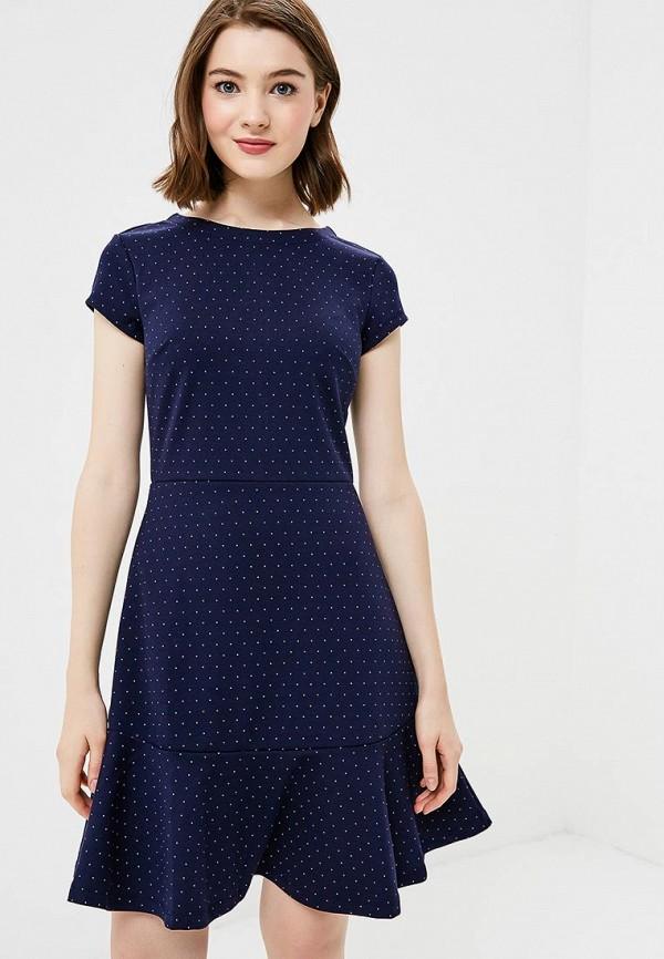 Купить Платье Gap, GA020EWCGEI3, синий, Осень-зима 2018/2019