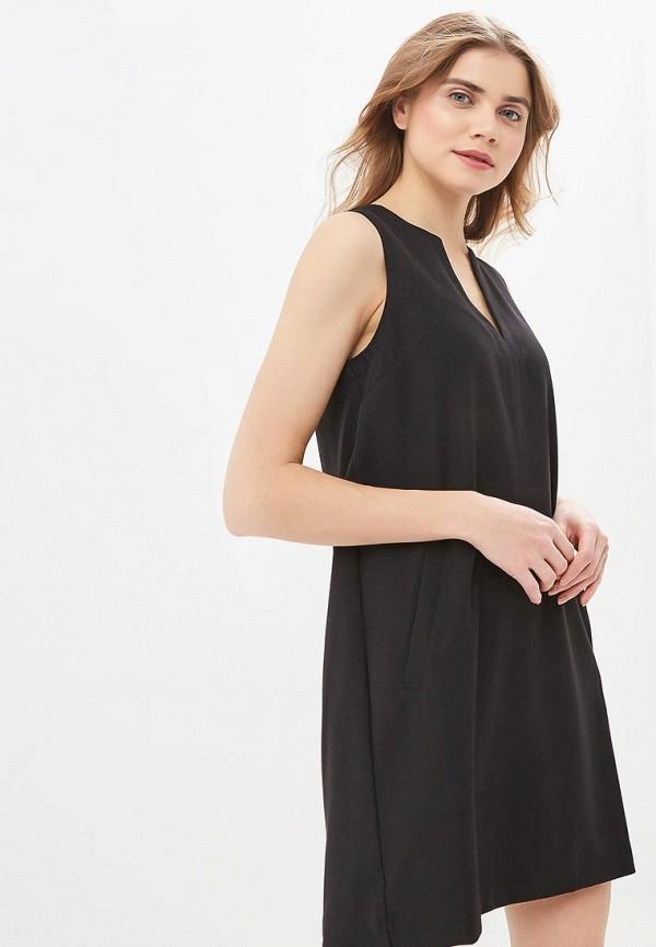Купить Платье Gap, ga020ewcvgu6, черный, Осень-зима 2018/2019