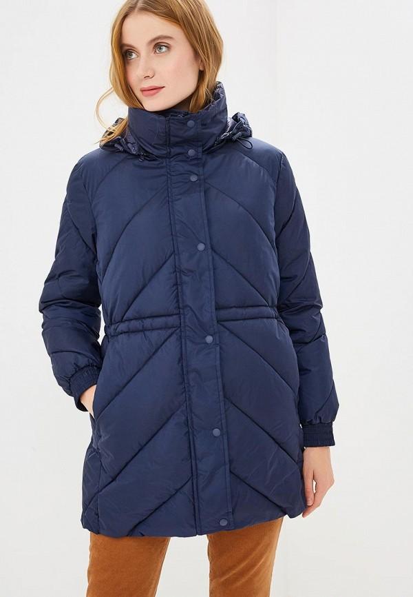 Купить Куртка утепленная Gap, ga020ewcvgw5, синий, Осень-зима 2018/2019