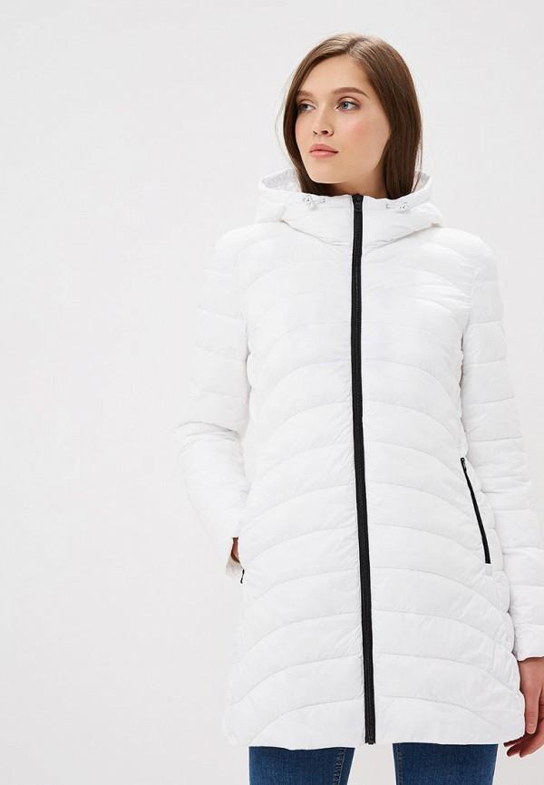 Купить Куртка утепленная Gap, ga020ewcvhf1, белый, Осень-зима 2018/2019