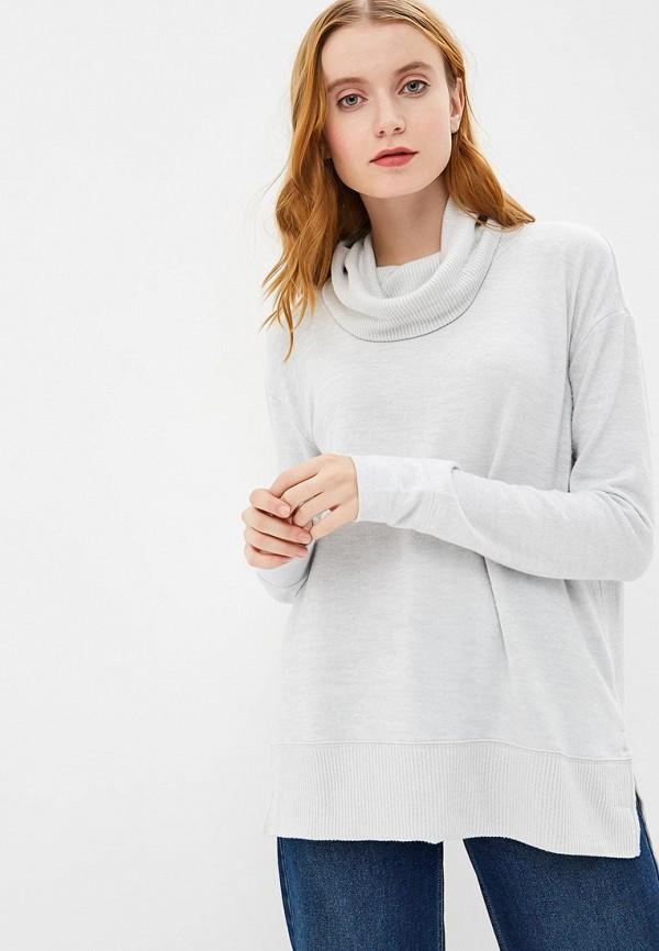 женский свитер gap, серый
