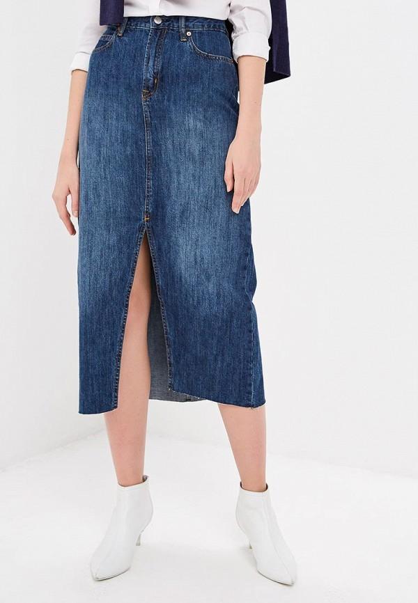 Джинсовые юбки Gap