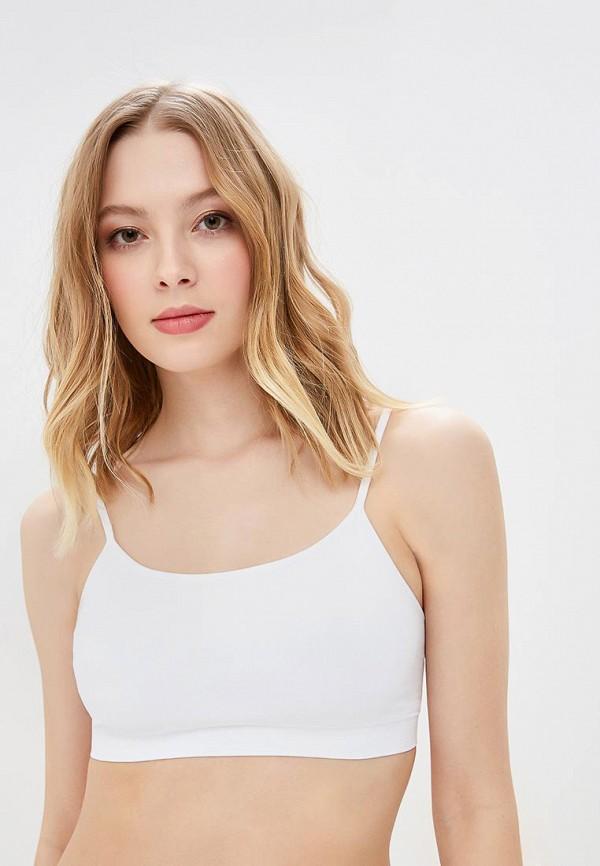 женский бюстгальтер gap, белый