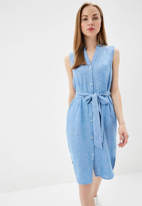Платье джинсовое Gap Gap GA020EWEGGF3
