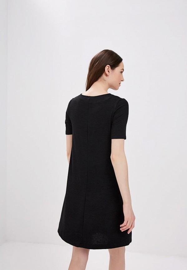 Фото 3 - женское платье Gap черного цвета