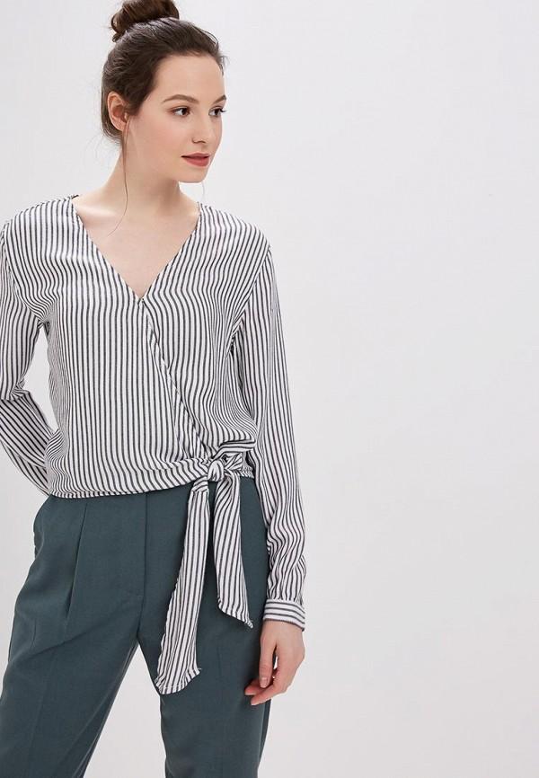 женская блузка gap, серая