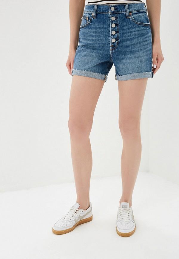 Шорты джинсовые Gap Gap GA020EWEGHT6 шорты gap gap ga020ebevkd7