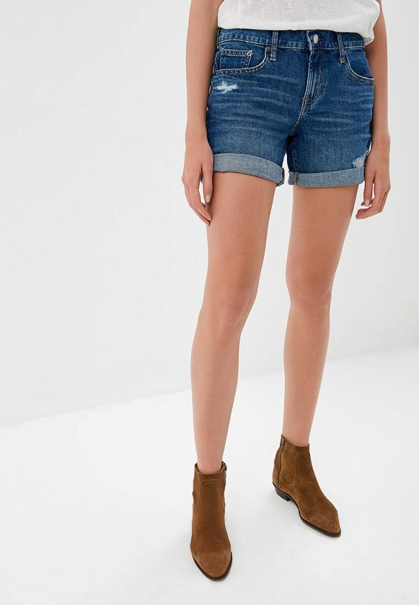 Шорты джинсовые Gap Gap GA020EWEGHT9 шорты джинсовые gap gap ga020ebahnn2