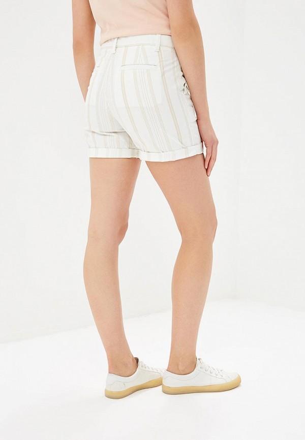 Фото 3 - женские шорты Gap белого цвета