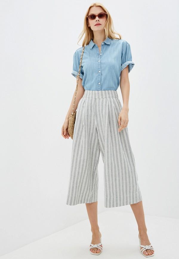 Рубашка джинсовая Gap, Голубой