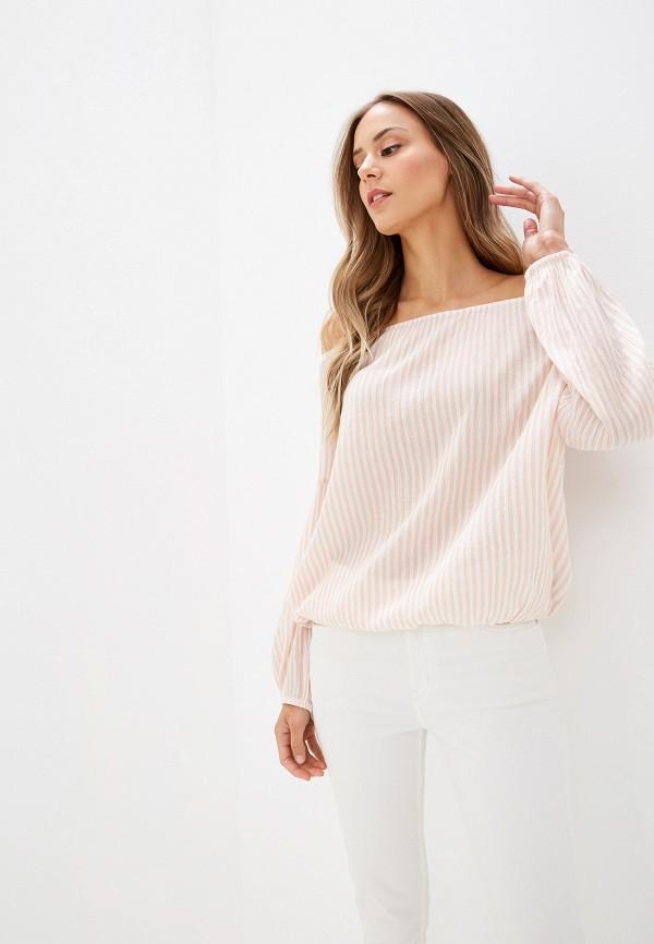 женская блузка gap, розовая