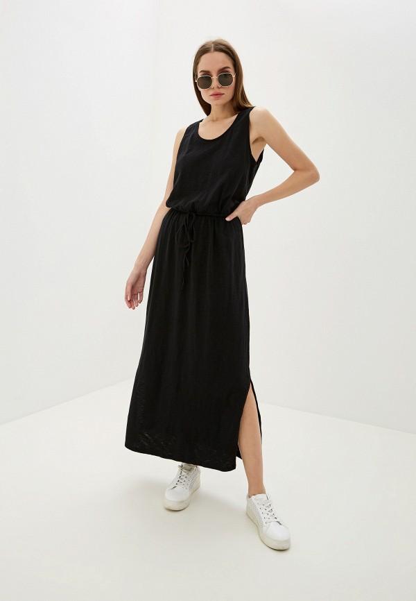 Платье Gap, Черный