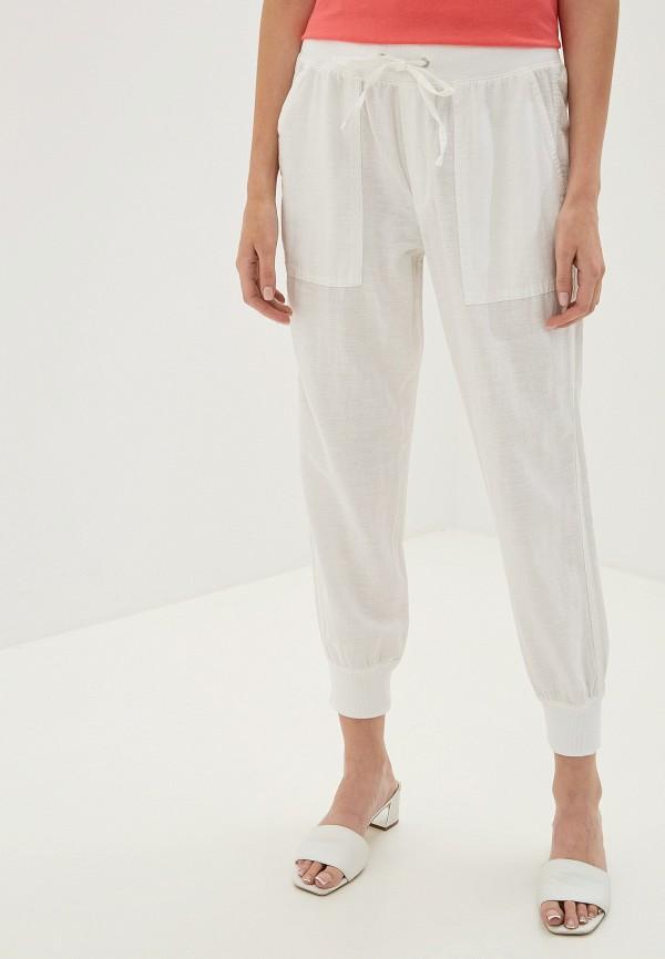 женские повседневные брюки gap, белые