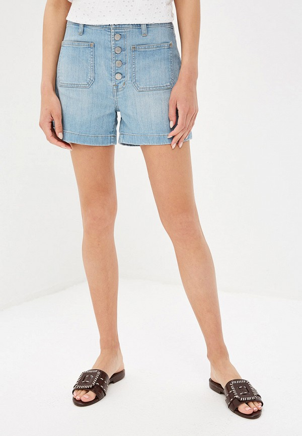 Шорты джинсовые Gap Gap GA020EWFGZF0 цена и фото