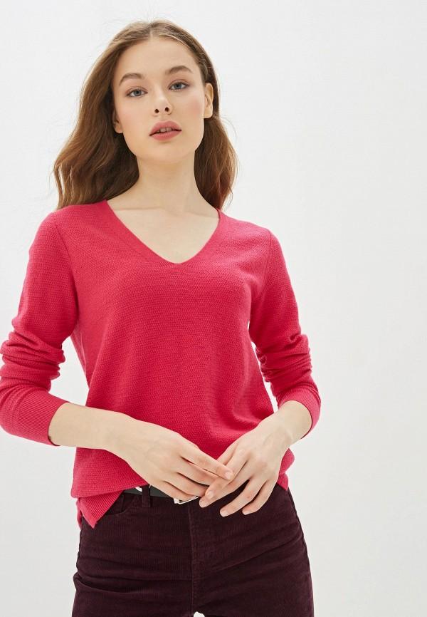женский пуловер gap, розовый